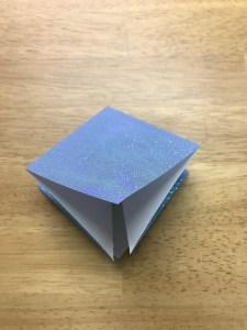折り紙 折鶴 作り方2-13