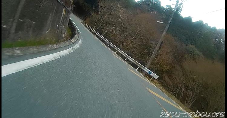 【CBR400R】金剛山にツーリング!