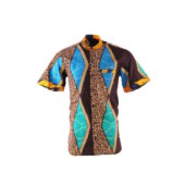 African Casual Shirt_Kizonga_african fashion_african shirt for men_mnl Designs_2