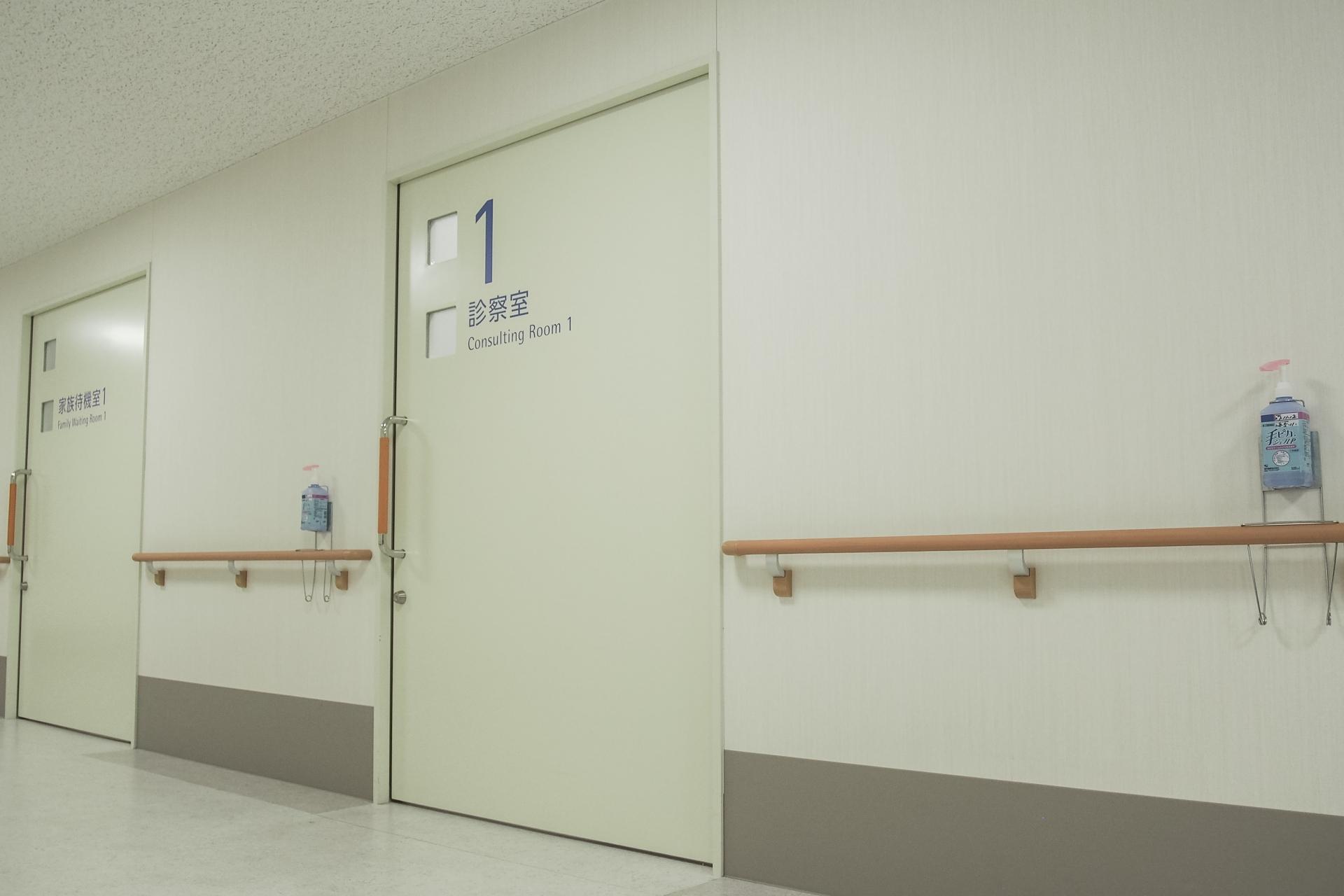 切り傷で病院に行くなら何科で診察を受けるべき?子供を連れて行く時は?
