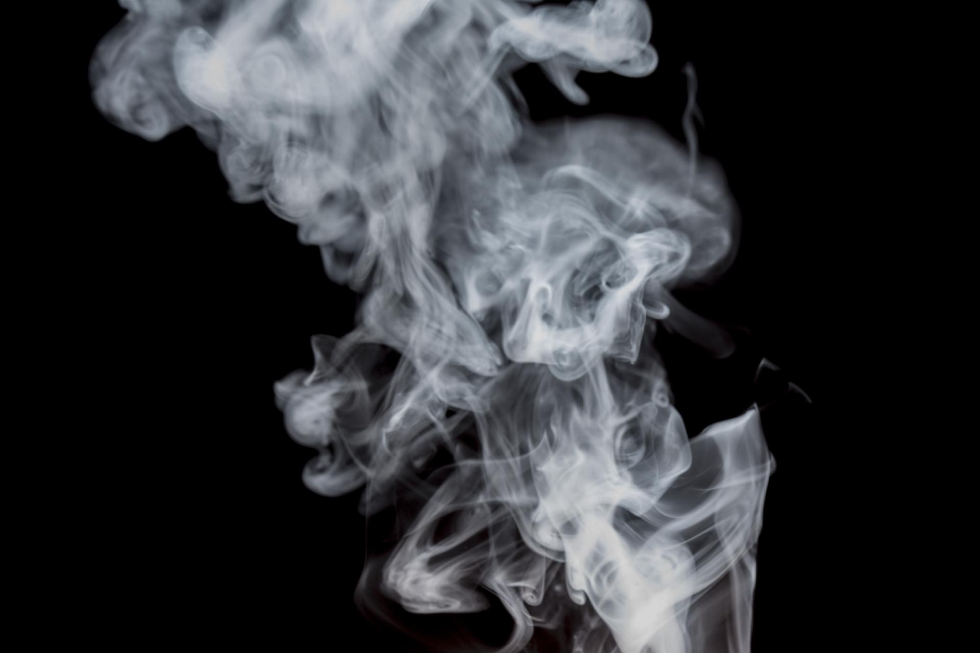 喘息 タバコ