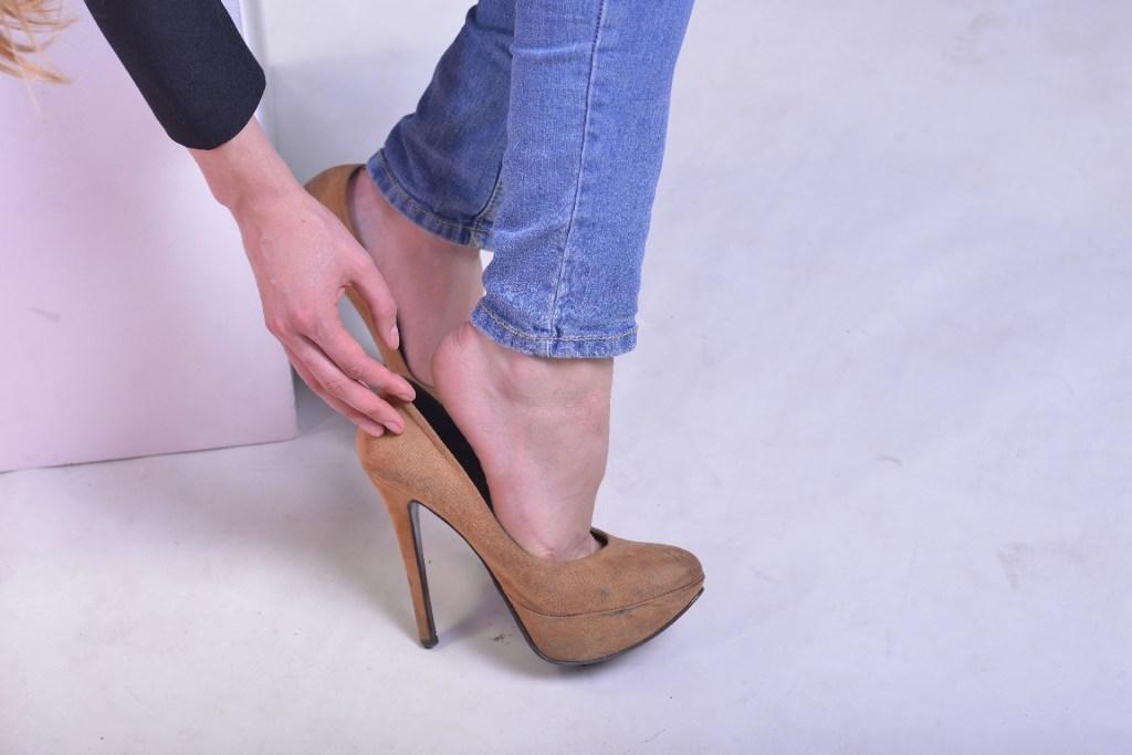 靴擦れ 水ぶくれ