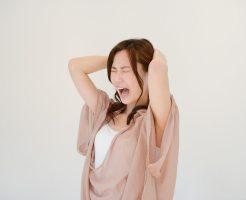 鼻血 ストレス