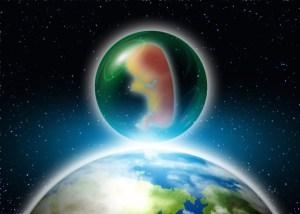 胎児 地球