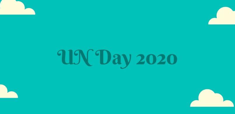 UN Day 2020