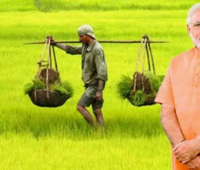 PM Modi Speaks On Agriculture Reforms And His Administration