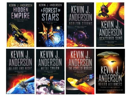 More Seven Suns Kevin J Andersons Blog