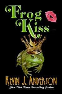 558Frog Kiss Front