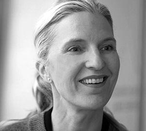 Anne Lise Kjaer at Palestine International Business Forum 2010-10-13.