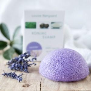 konjac-svamp-lavender-sart-hud