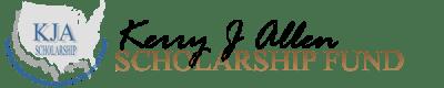 Kerry J Allen Scholarships Logo