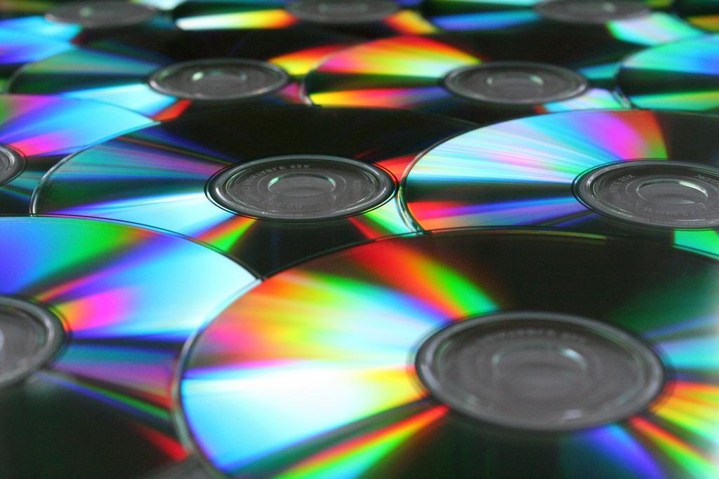 Slik fjerner du enkelt riper fra CDer eller DVDer