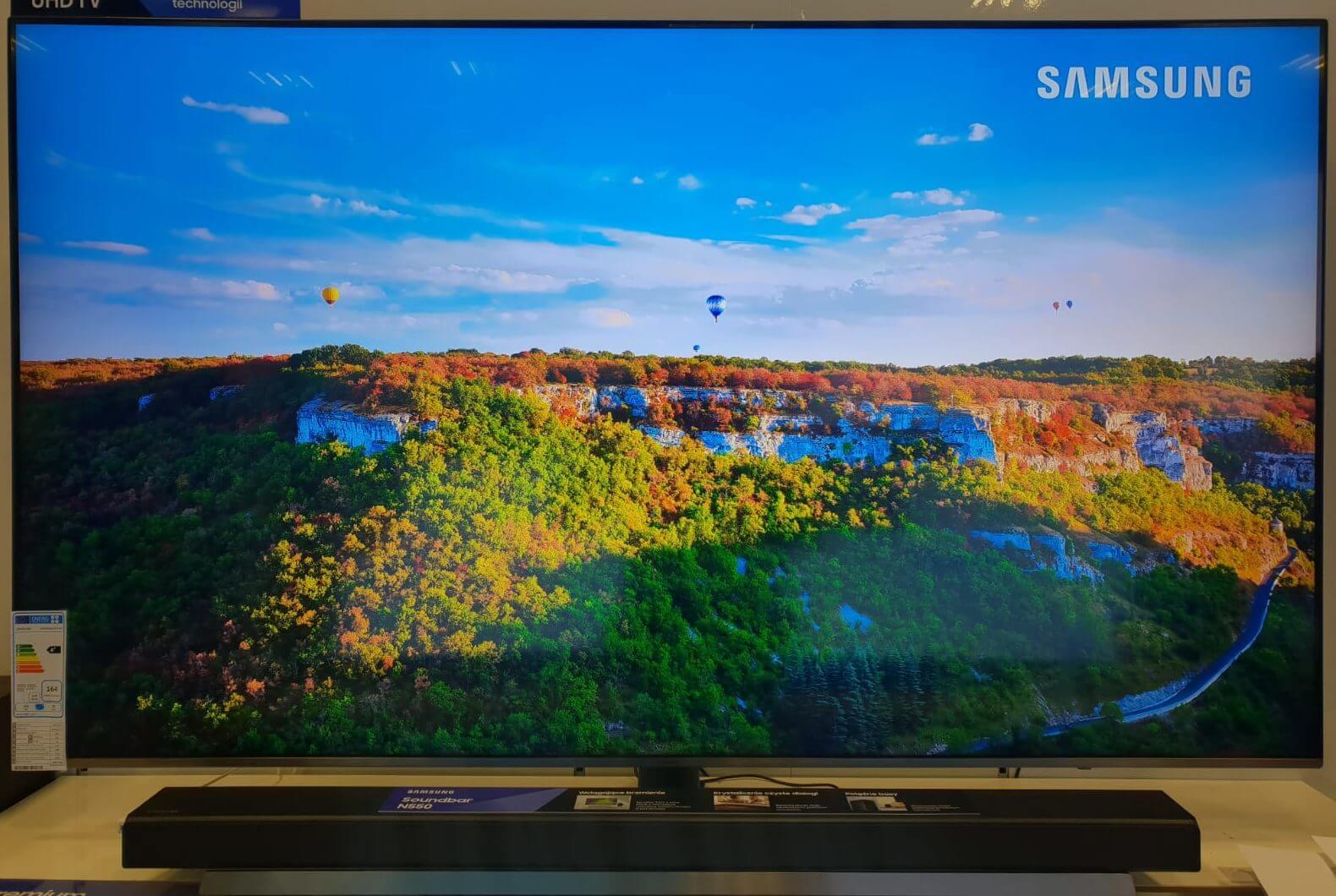 Samsung 65NU8072