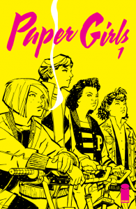 PaperGirls comic Review