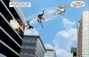 Faith Valiant Comics