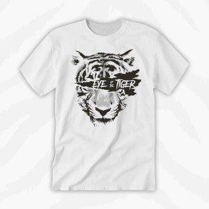Graphic Tee Eye Of The Tiger