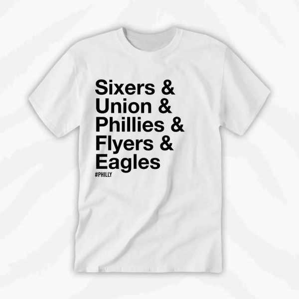 Philly Sports Teams Shirt