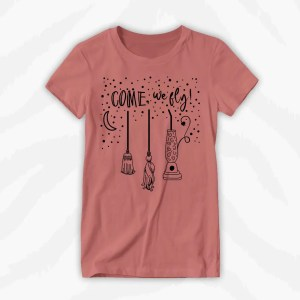 Come We Fly Womens Tee