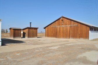 Barn at Colonel Allensworth town State Park