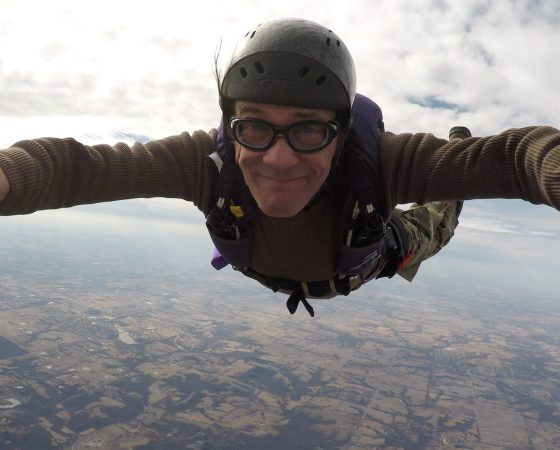 Luckily, With Practice, You Can Still Enjoy Freefall