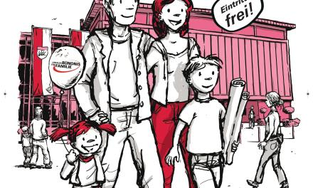 6. Familienmesse »Familie ist Zukunft«