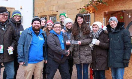 Jugendarbeits-Grämmy für Jugendring Donzdorf