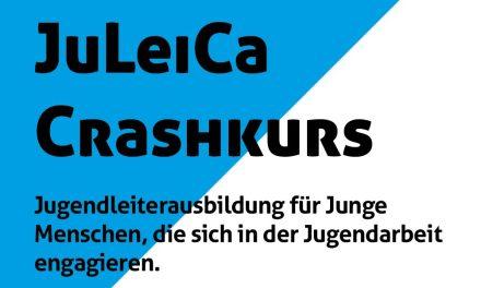 Jetzt anmelden zum JuLeiCa Crashkurs