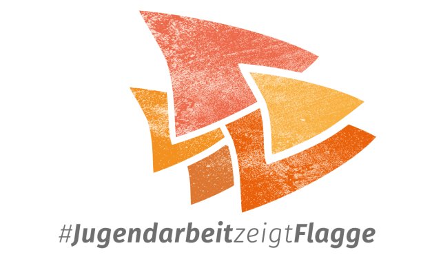 Jugendarbeit zeigt Flagge