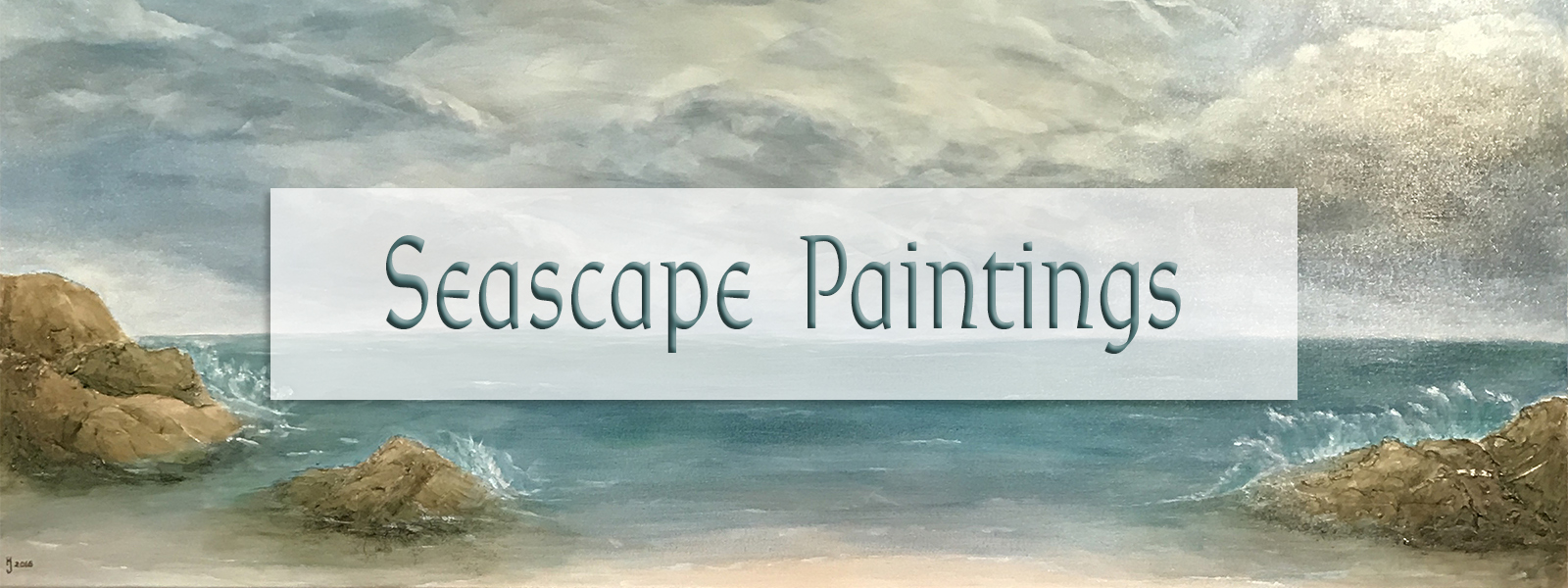 KJ's Art Studio - KJsArtStudio.com | Original Seascape Paintings by Fine Artist, KJ Burk.
