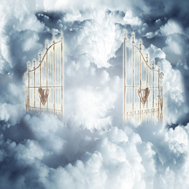 Image result for picture of heaven's gates