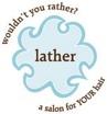 Lather logo sm