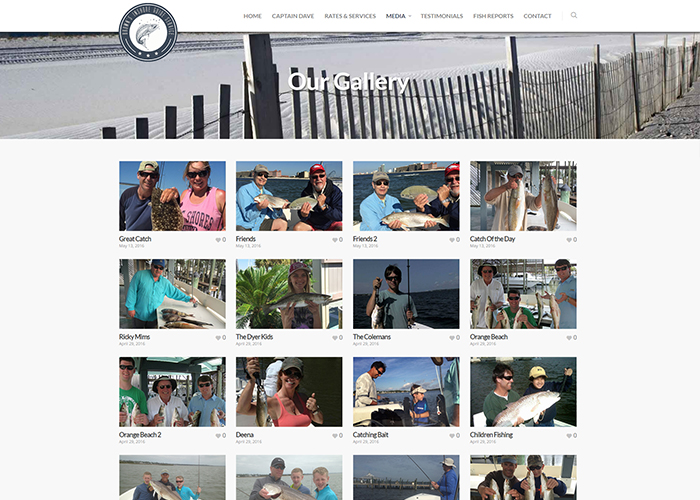 Brown's Inshore Guide Service Gallery