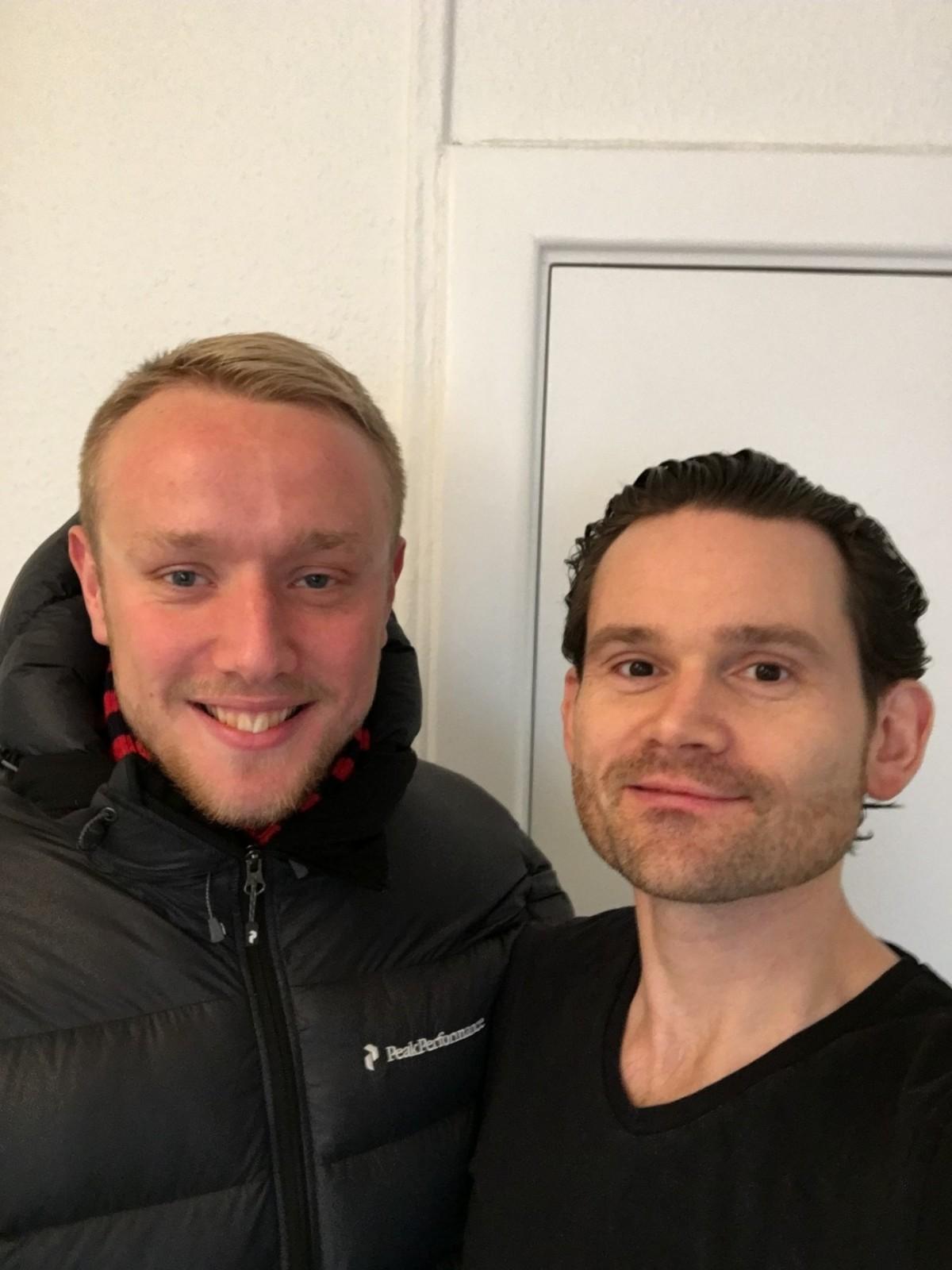 Magnus Westermann & Morten