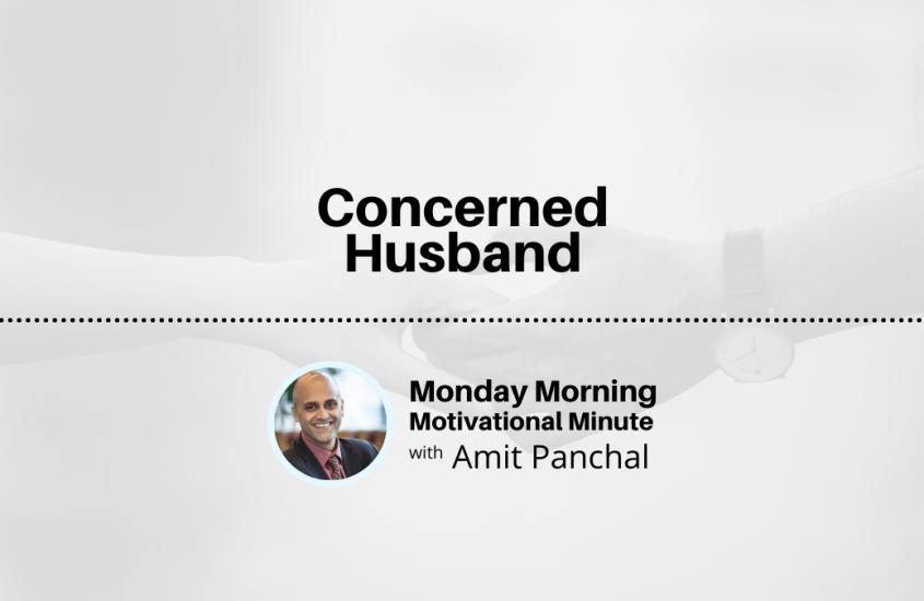 MMMM #11: Concerned Husband