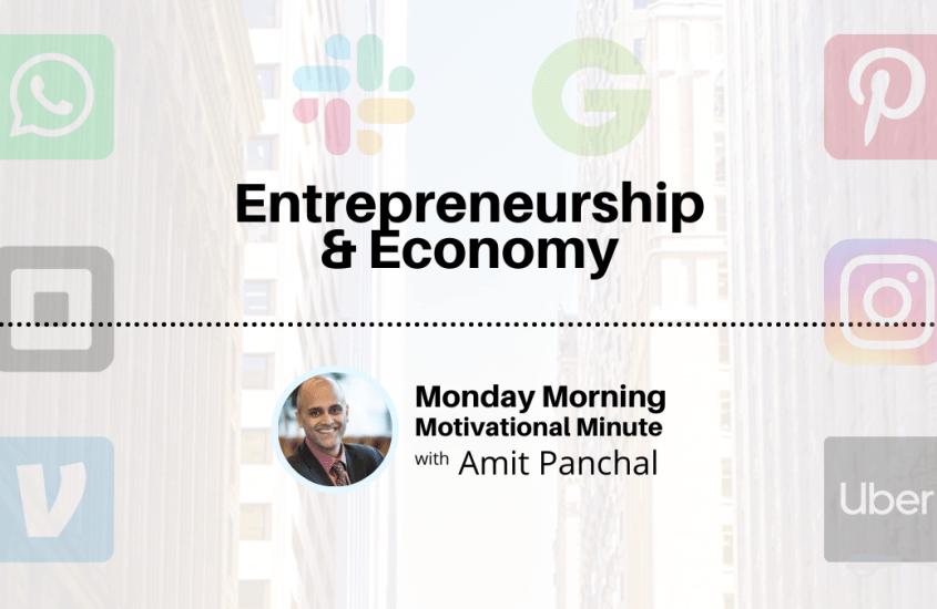 MMMM #14: Entrepreneurship & Economy