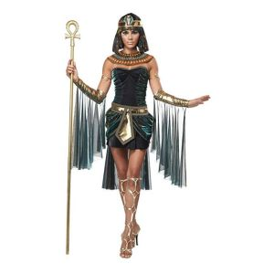 Sexy Deluxe Egyptian Cleopatra Goddess Fancy Dress