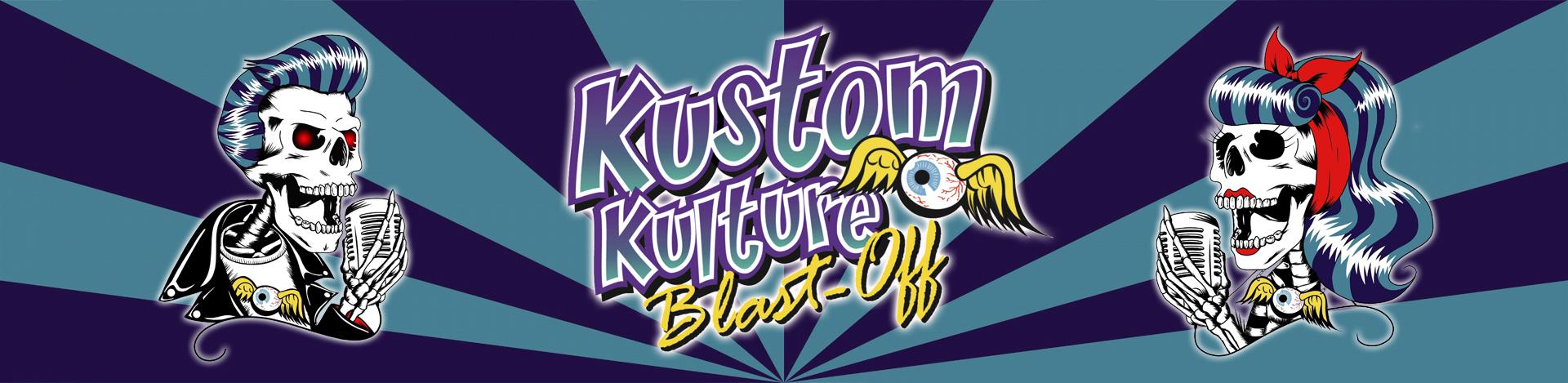 Kustom Kulture header banner