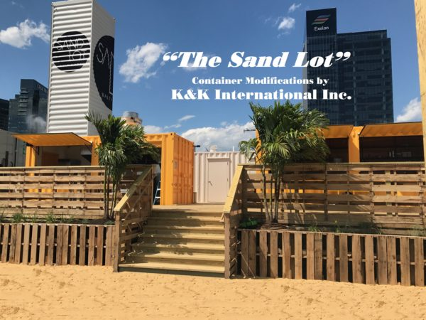 """The Sand Lot"" A Foodsheds Restaurant"