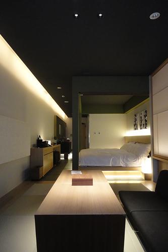 ホテルカンラ京都タタミリビング