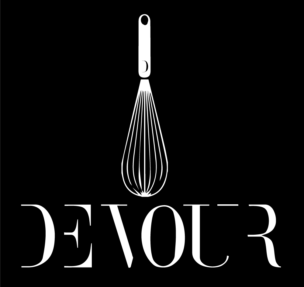 black devour logo