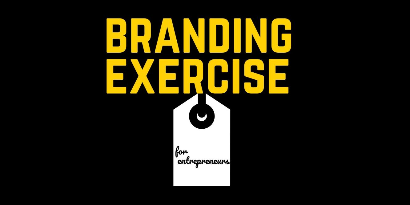 branding exercise for entrepreneurs