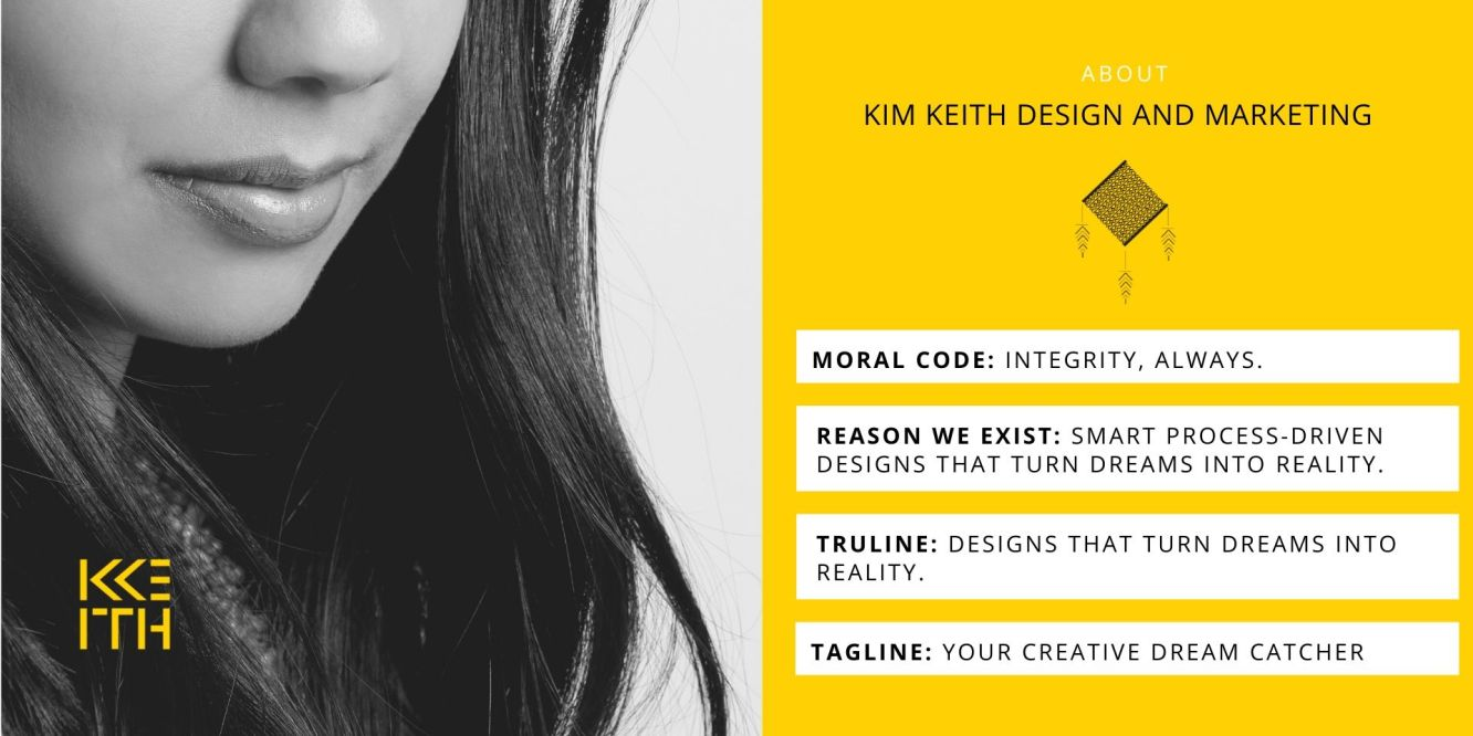 about kim keith design and marketing