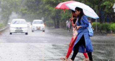 उत्तर बिहार में बारिश
