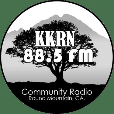 KKRN 88.5 FM from Round Mountain, CA