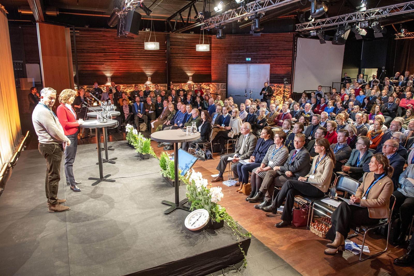 Folk och Försvars Rikskonferens 2020. Foto: Ulf Palm.