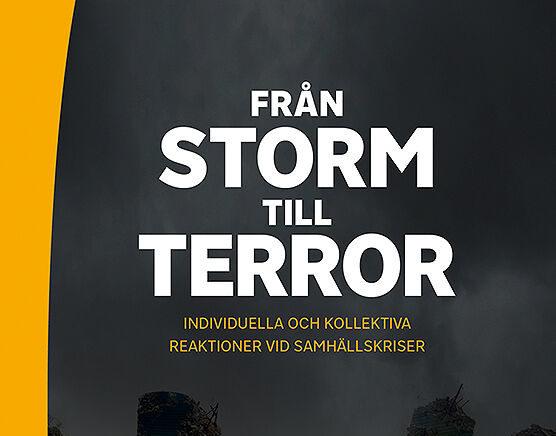 Från Storm till terror, Ann Enander, Studentlitteratur 2020