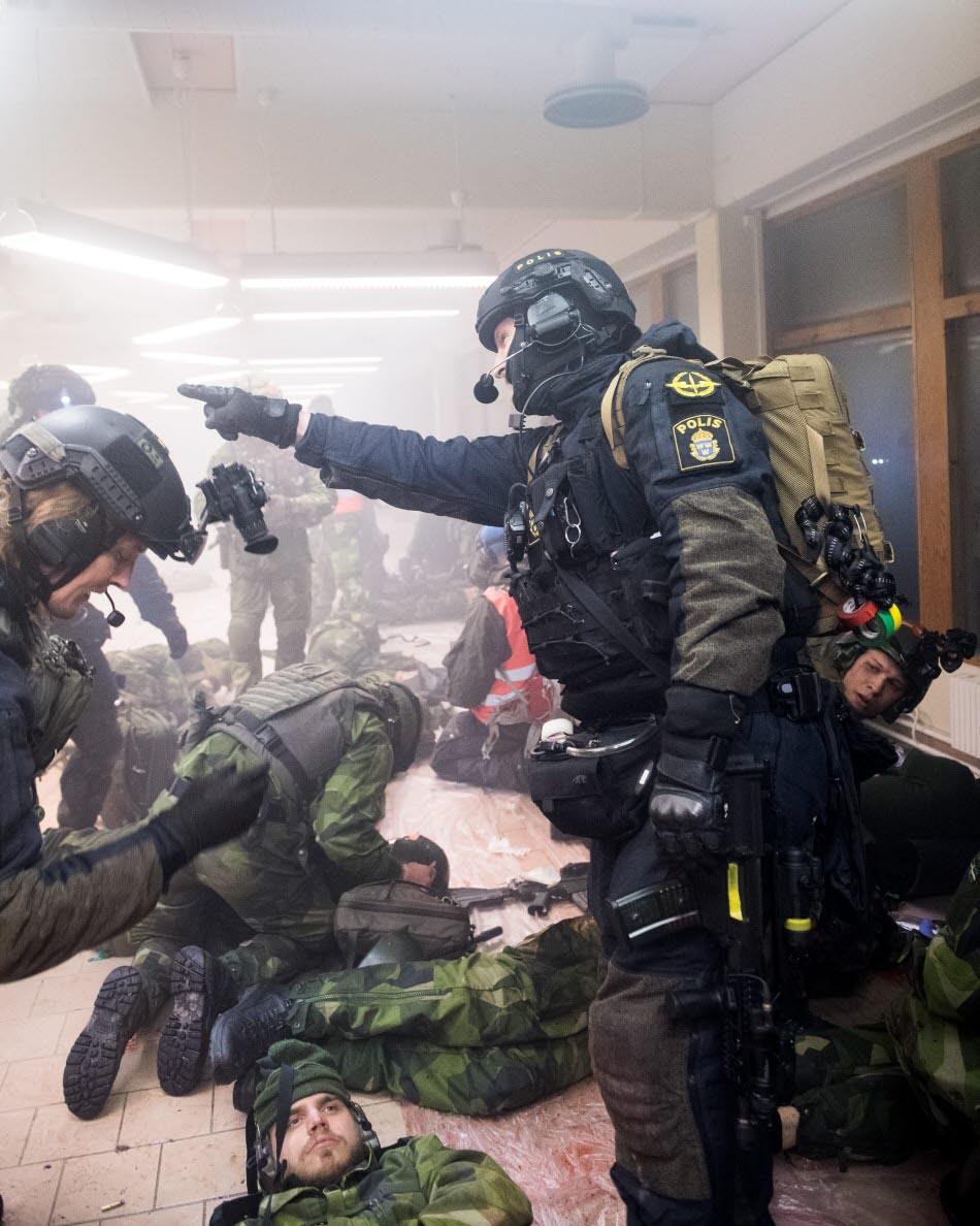 Foto: Joel Thungren, Försvarsmakten.