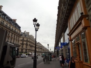 華の都パリを散策