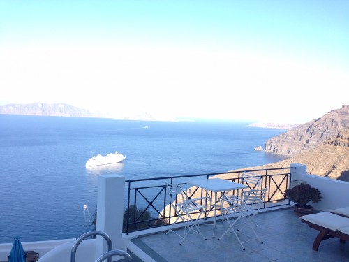 サントリーニ エーゲ海