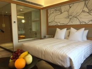ザパークレーン香港プルマンホテルの滞在記